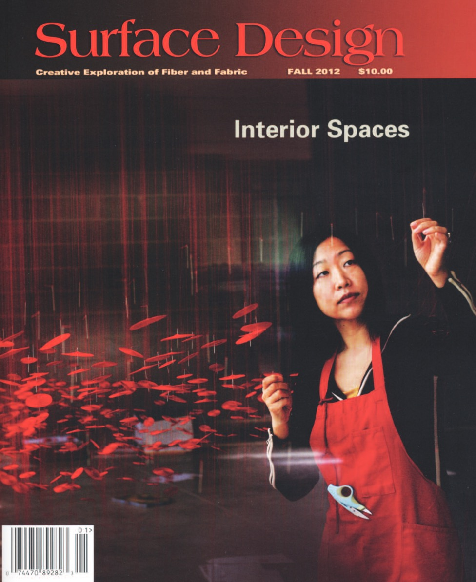 Interior Spaces, Fall 2012